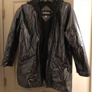 Totes Hooded Raincoat