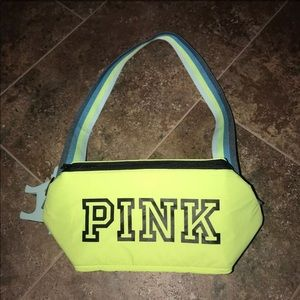 PINK lunchbox/cooler