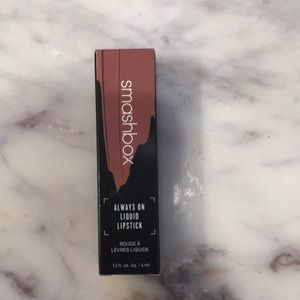NEW Smashbox Liquid Lipstick