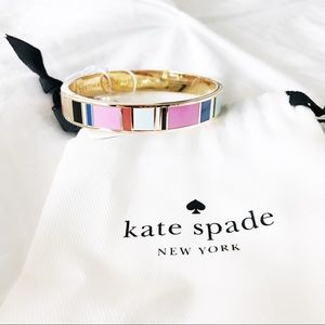 Kate Spade idiom bangle Destination Unknown
