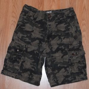 3 for $15! Seven Souls Camo Cargo Shorts