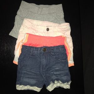 2t shorts bundle