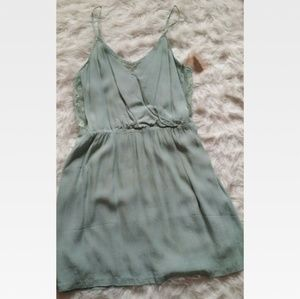 NWT Forever 21 Sage Dress