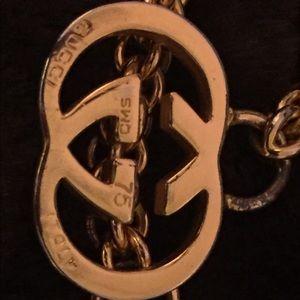 Authentic Vintage Gucci Belt/Necklace