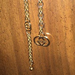 9eead87f7d5 Gucci Accessories - Authentic Vintage Gucci Belt Necklace