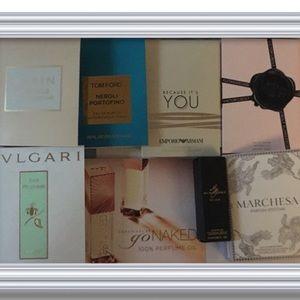 Sephora Lot 8 Premium Fragrance Aerin Tom Ford+