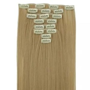 🎀Hair Extensions🎀 BLONDE 23""
