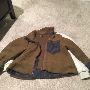Without walls fleece jacket