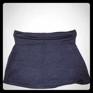 Gap Body oh so comfy skirt; Size Medium