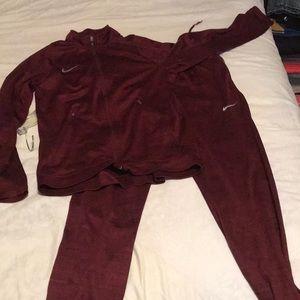 Men's Nike suit