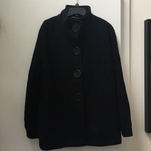 Tahari wool/cashmere coat