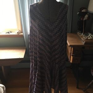 Women's Maeve Hi-Low Dropped Waist Dress