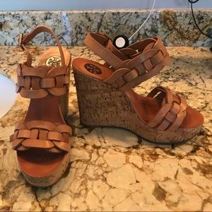 Tory Burch Wedge 7