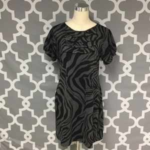 Enfocus Studio NWOT Zebra Print Dress