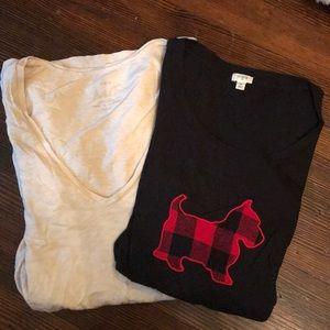 Jcrew T-shirt's