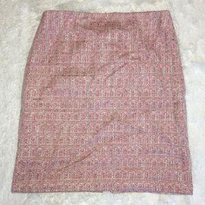 ➕ Talbots Tweed Skirt Women's Plus Size 16