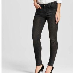 Black Skinny Jeans size 16 Short