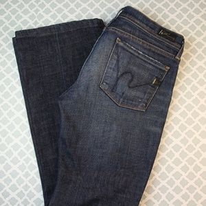 Citizens of Humanity Ingrid 002 Low Waist Flare