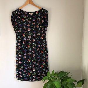 NWOT Tucker silk dress