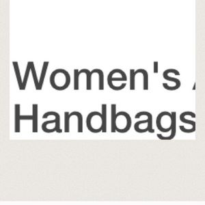 Handbags - Selling all brands of purses.