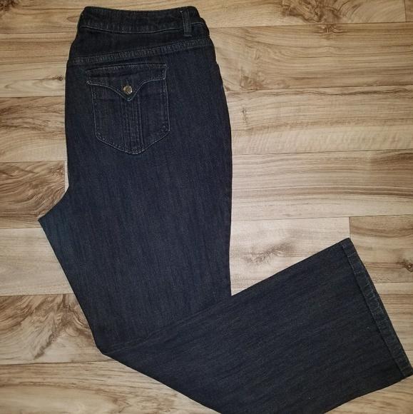 liz & Co Denim - Liz & Co. Denim Stretch boot cut Jeans. sz. 20W