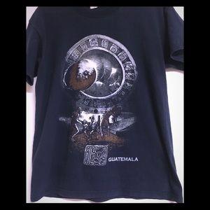 1990s vintage Guatemala T-shirt. Size large.