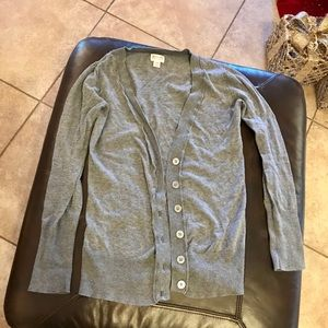 Gray Mossimo cardigan in great condition!