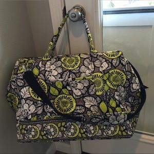 🎄Sale! 🎄Vera Bradley Large Travel Bag