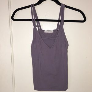 Urban Outfitters Cross Up Tank