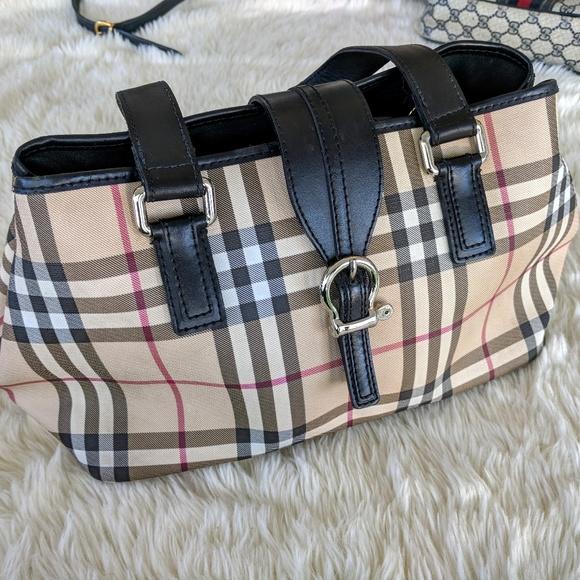 Burberry Handbags - Authentic Burberry London Bag Purse 04c4d78544