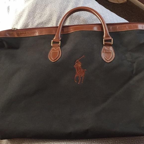 ae1abacccd Ralph Lauren XL travel bag!! M 5a2ff24e2de5126dd5033005