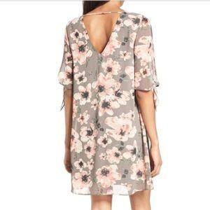 Nordstrom - Split Sleeve Dress