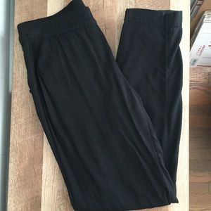 Divided Ankle Length pull-on pants