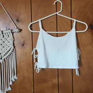 Lucy Love Crop Top- Basically New!
