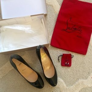 Christian Louboutin Simple Pump 100mm