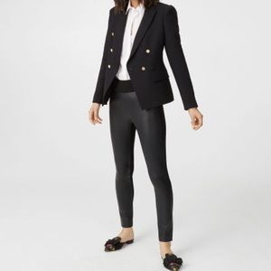 Club Monaco - Tasha Faux Leather Legging