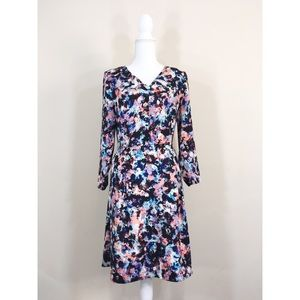 The Limited Watercolor Floral Dress Size 12