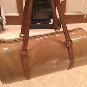 LV barrel bag