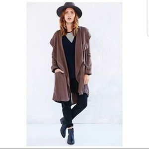 NWOT Silence + Noise ▪Urban Outfitters Parka