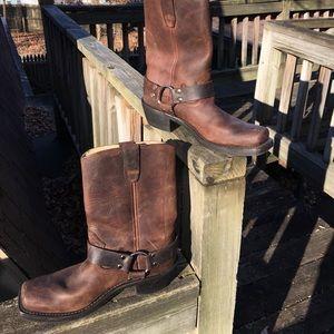 Durango motorcycle boots