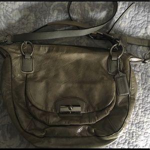 Authentic Coach Patent Leather Bag