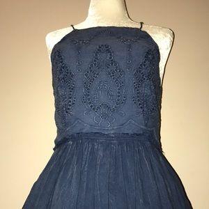 NWT LUCKY BRAND Denim Dress Size Small $129