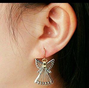 NWT Angel Earrings. (Last Pair)