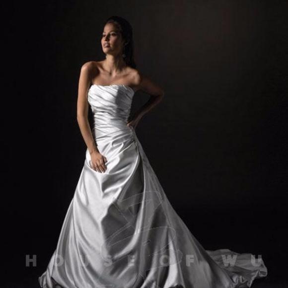 3e49b858df 91+ Platinum Color Wedding Dresses - PLATINUM Color Bridal Gown ...