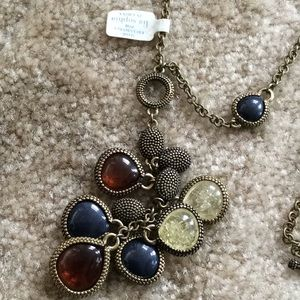 LIA SOPHIA NECKLACE NWT