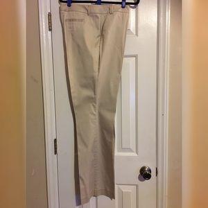Khaki pants size 16 tall inseam 34