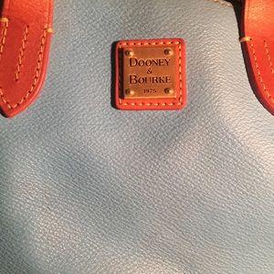 Sky Blue DOONEY & BOURKE bag!!