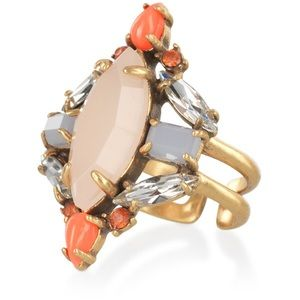 Stella & Dot Riviera Ring