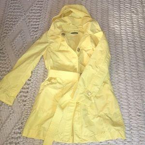 Elie Tahari rain coat