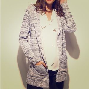 New in stock open front cardigan
